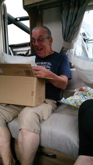 Dad's present
